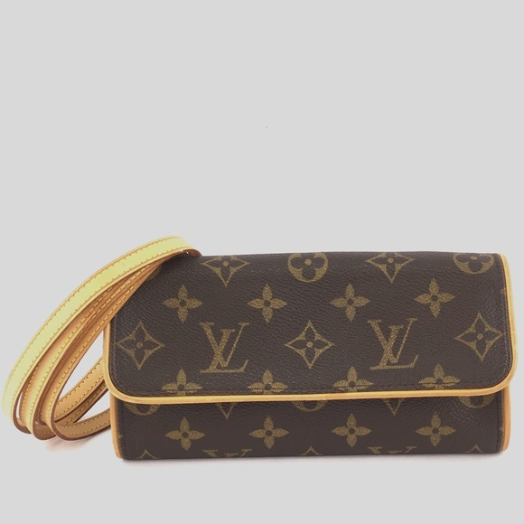 Louis Vuitton Handbags - Louis Vuitton Pochette Twin PM Monogram Canvas